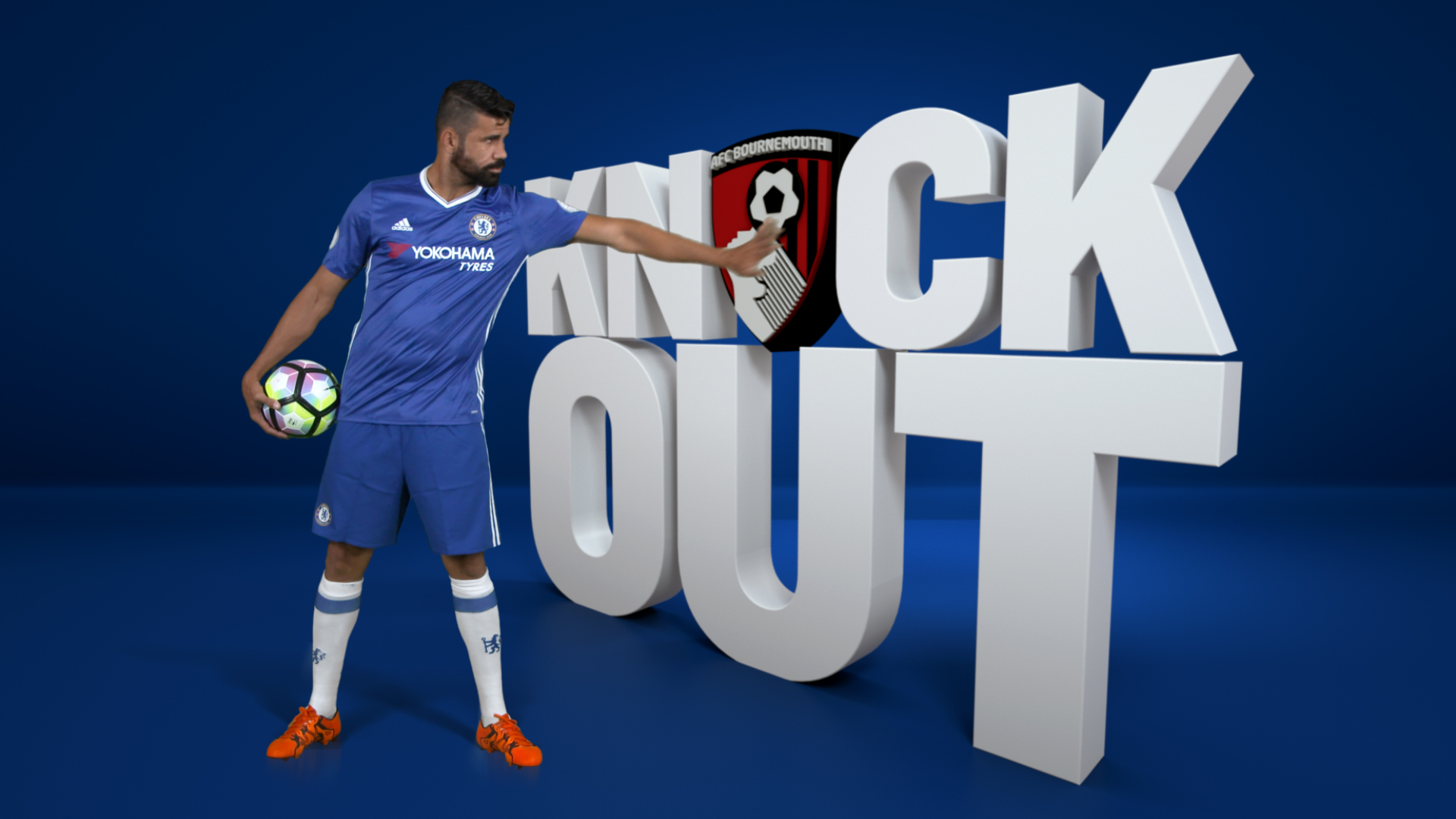 Bournemouth vs Chelsea graphics 3